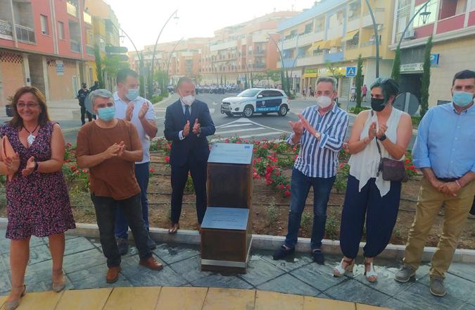 Inaugurado oficialmente la urbanización del nuevo tramo del canal