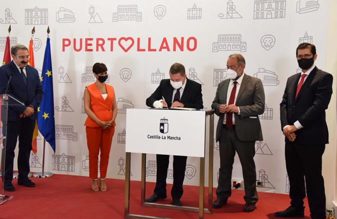 Puertollano será un referente en investigación e innovación gracias al afianzamiento de la UCLM en la localidad a través de varios acuerdos de colaboración entre instituciones