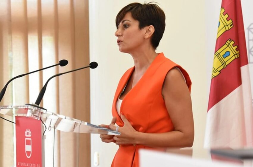 Isabel Rodríguez, la nueva 'voz' del Gobierno y ministra de Política Territorial