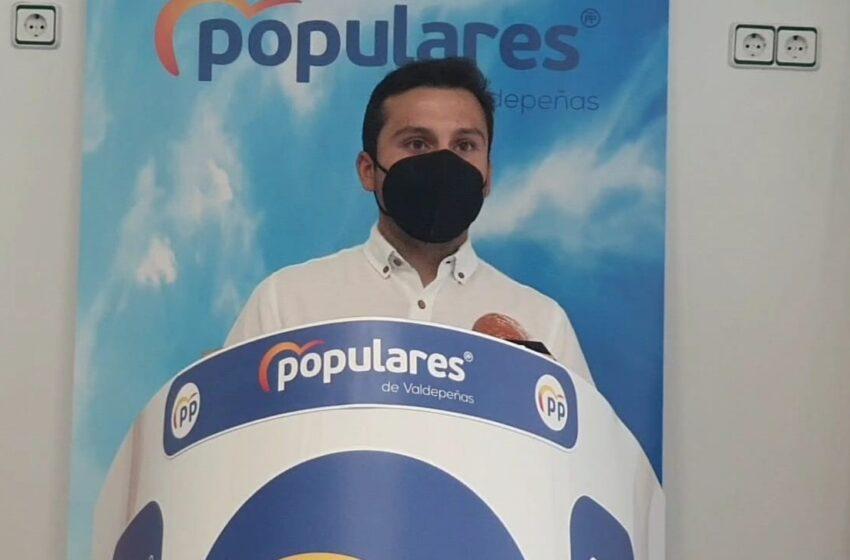 PP: Valdepeñas se queda sin Feria porque el alcalde no acepta propuestas