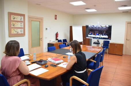 Patricia Franco ha participado en la Conferencia Sectorial de Turismo presidida por Reyes Maroto