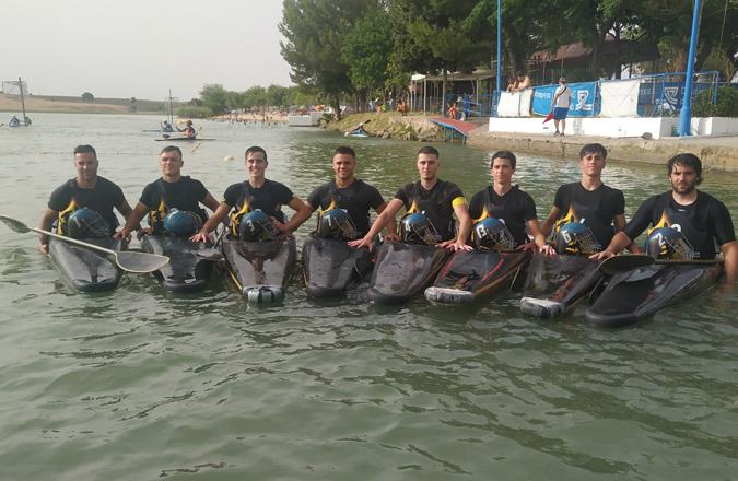Crónica del último Torneo Kayak Polo 2ª División Nacional Senior