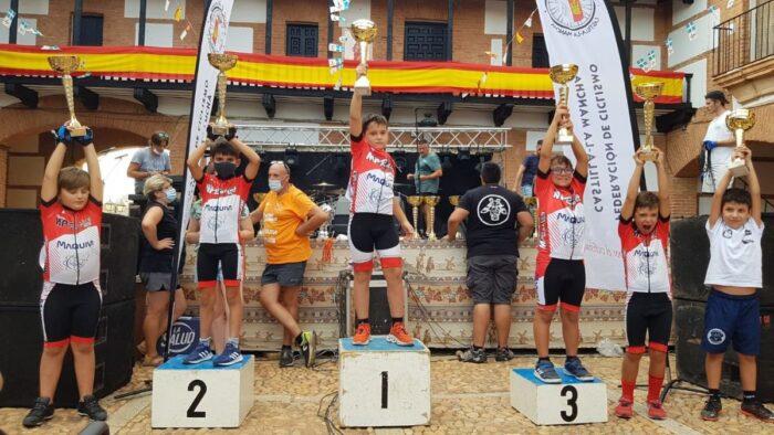 XVII Trofeo Santa Elena-Diputación Provincial-Ayuntamiento de San Carlos