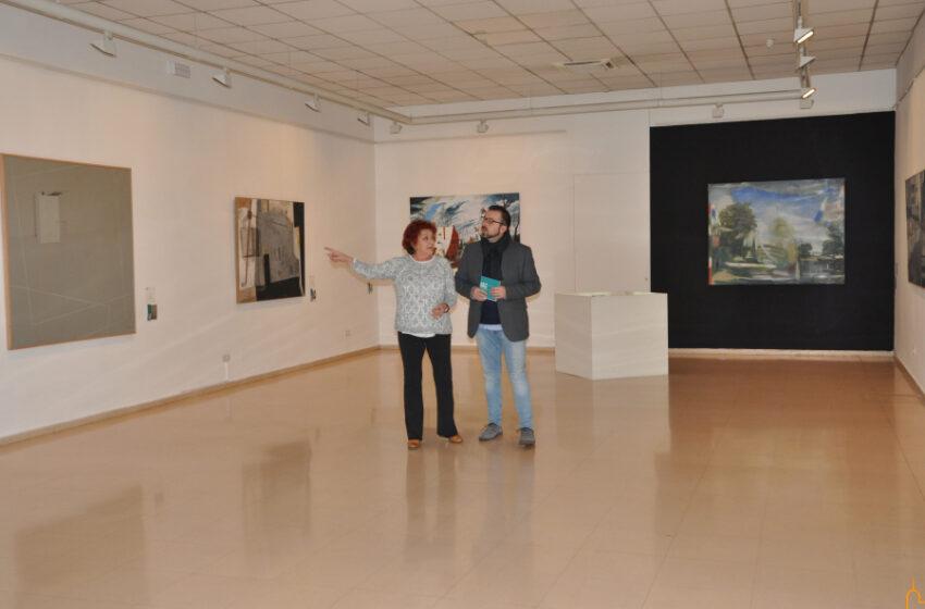 La Corporación provincial apoya a los artistas visuales con 45.000 euros para los Premios Diputación en certámenes de artes plásticas