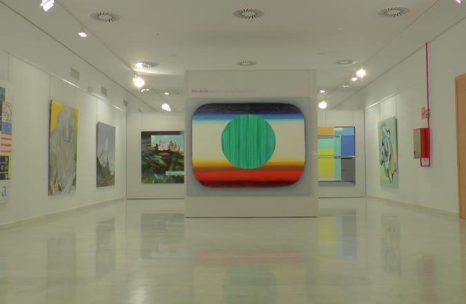 82 Exposición Internacional de Artes Plásticas de Valdepeñas