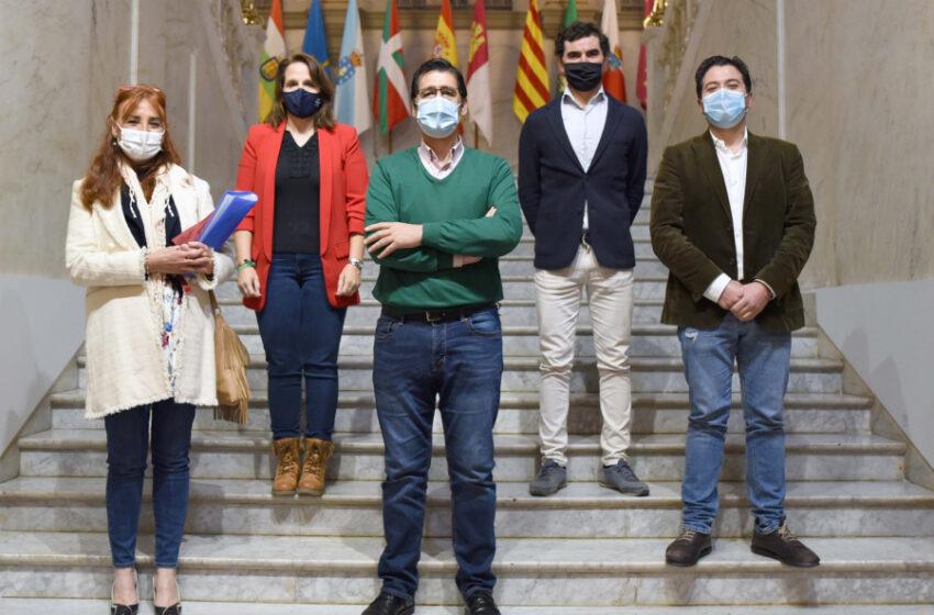 La Diputación de Ciudad Real apoya a las explotaciones ganaderas de vacuno de lidia de la provincia
