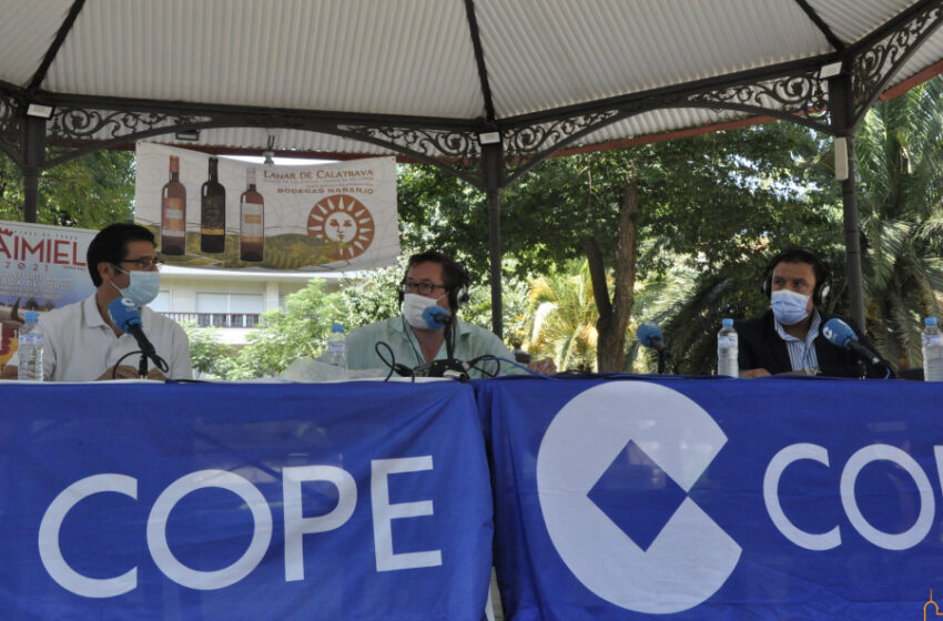 Caballero destaca cómo el mundo taurino va más allá de ideologías y partidismos y la necesidad de gobernar para todos