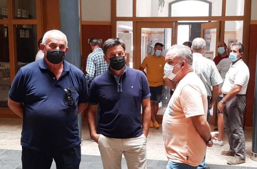 """UPA CLM celebra asamblea en Valdepeñas """"El descenso de producción marca una campaña que aspira a la normalidad"""""""