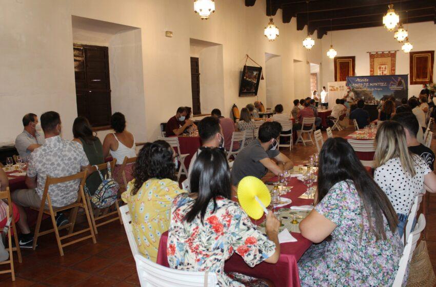 La Cooperativa Ntra. Sra. de la Antigua y Santo Tomás de Villanueva ofrece una cata de vino y aceite en el Convento de Santo Domingo de Villanueva de los Infantes