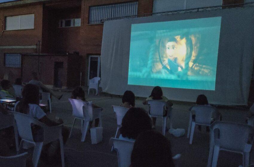 Valdepeñas ofrece en agosto cine de verano para el público infantil-familiar