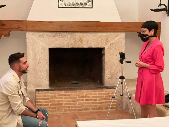 Entrevista de ValdeReca Sixko Durán