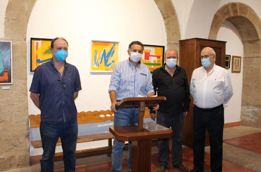 La muestra 'Encontronados' se puede visitar en La Alhóndiga de Villanueva de los Infantes hasta el 29 de agosto
