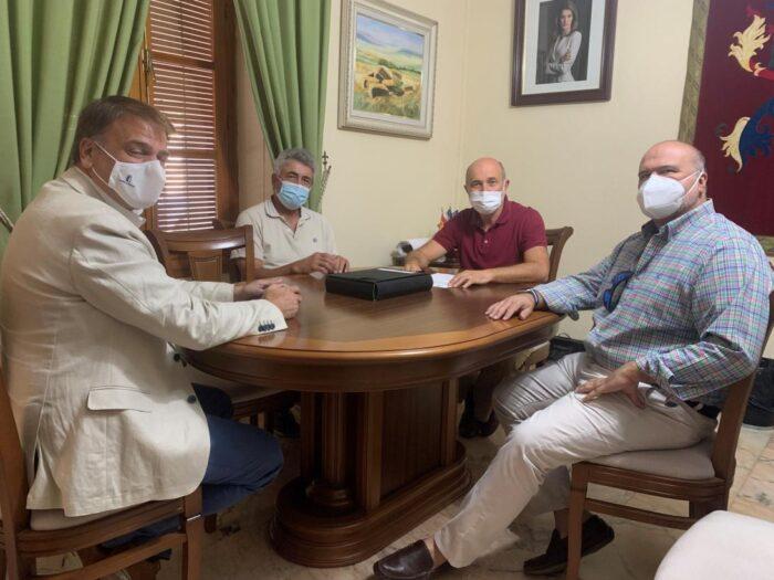 Reunión en Piedrabuena