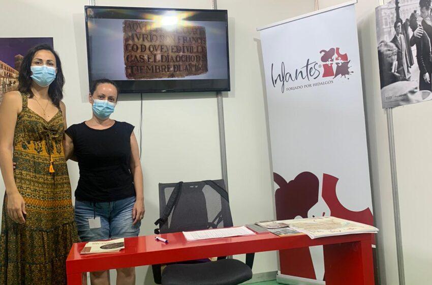 Villanueva de los Infantes se promociona en Mencatur