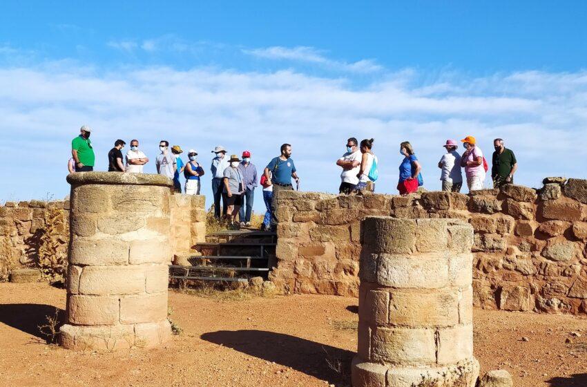 El Proyecto Arqueológico Entorno Jamila organiza una visita guiada al Yacimiento de Jamila de Villanueva de los Infantes