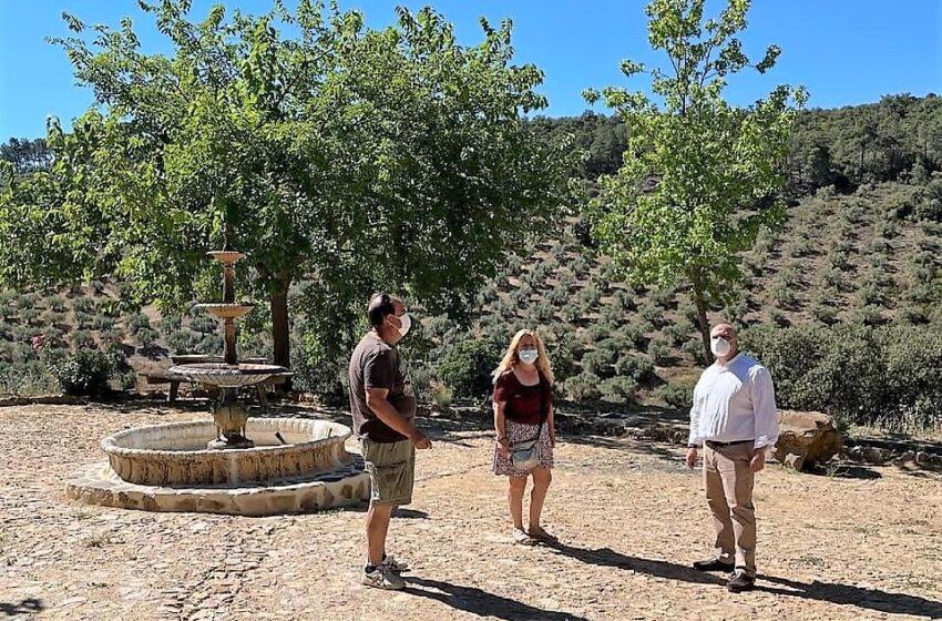 El Gobierno de CLM plantea la apertura de los centros de visitantes del Parque Natural del Valle de Alcudia y Sierra Madrona