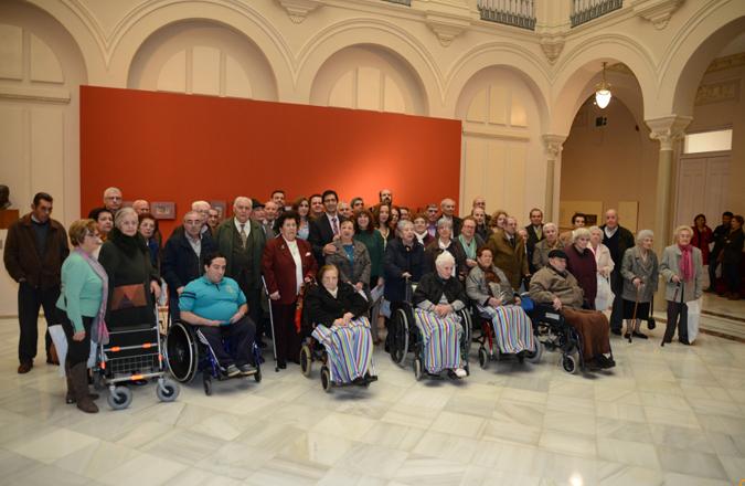 La Diputación recupera la memoria de nuestros mayores con el certamen «Recuerdos Vivos»