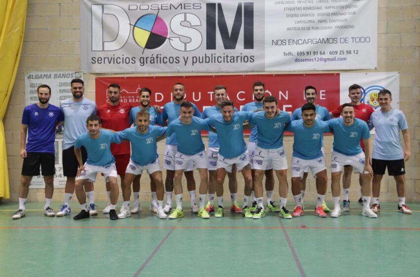 Manzanares Fútbol Sala Quesos El Hidalgo inicia la pretemporada con ilusión