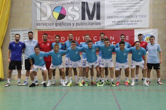 Manzanares Fútbol Sala Quesos El Hidalgo