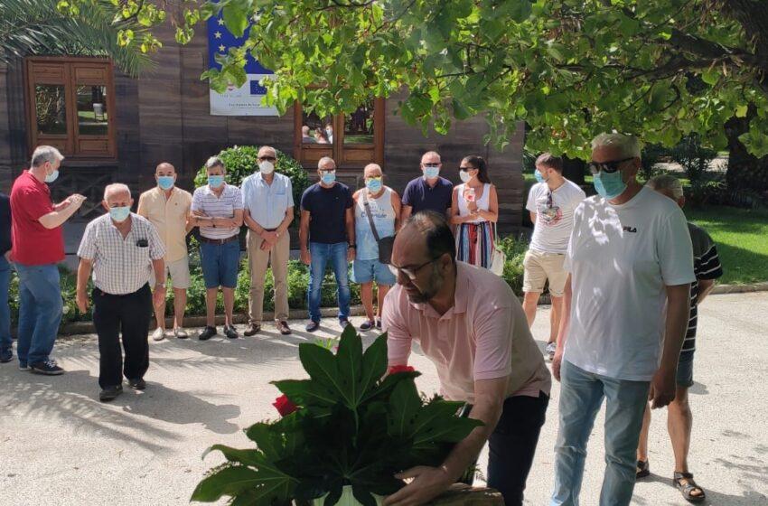 CCOO rinde homenaje a las víctimas de la tragedia hace 18 años en Repsol-Puertollano