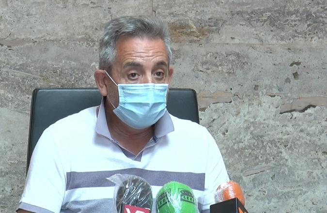 El alcalde de Valdepeñas Jesús Martín hace un llamamiento para que se constituya una nueva Asociación Interprofesional