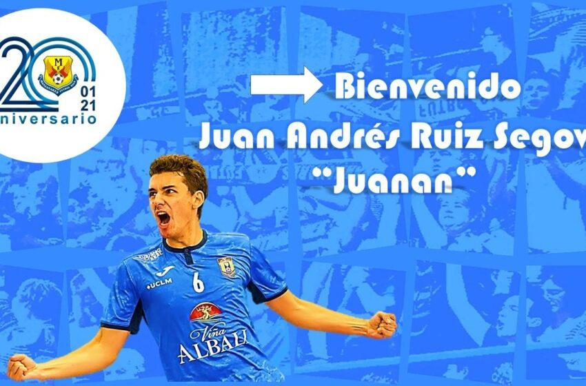 Manzanares Fútbol Sala Quesos El Hidalgo  refuerza el puesto de pívot con la incorporación de Juanan