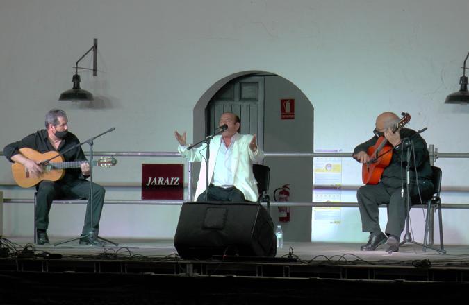 El Museo del Vino acogió el Festival de la Asociación Cultural Flamenca 'La Soleá'