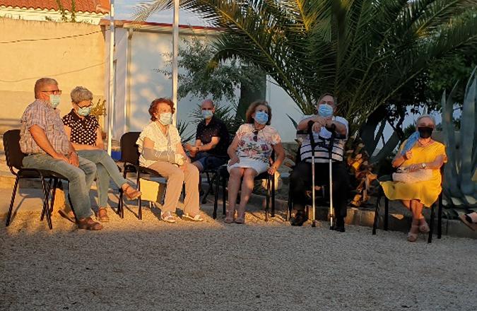 Mancha Acoge celebró un homenaje a Pilar Abad López