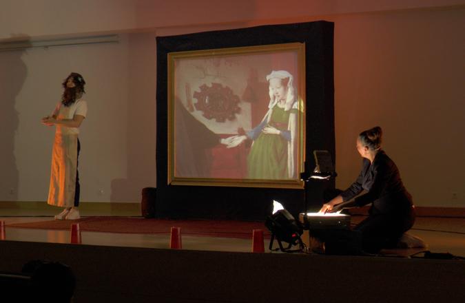 El Centro Cultural la Confianza acogió 'Museum'