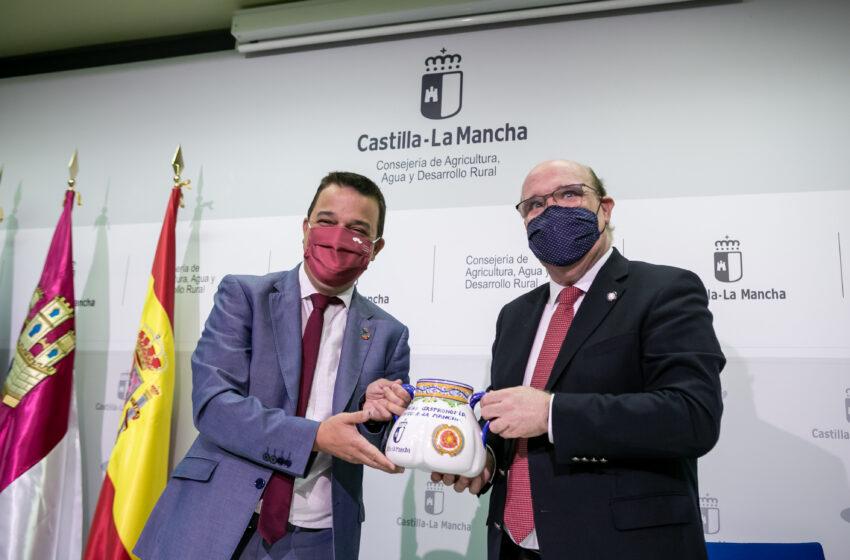 CLM impulsará una campaña de fomento del consumo de vino de la región en restaurantes de las cinco capitales de provincia, Talavera y Puertollano