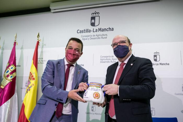 Francisco Martínez Arroyo y José María San Román