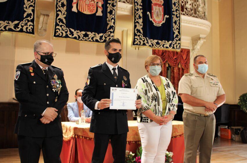 El Gobierno de CLM se suma a la conmemoración del Día de la Policía Local organizada por el Ayuntamiento de Ciudad Real