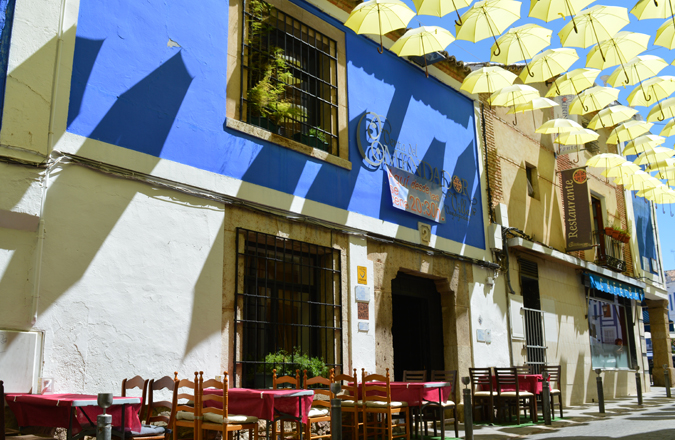 Restaurante Venta del Comendador, un lugar inmejorable en el corazón de Valdepeñas