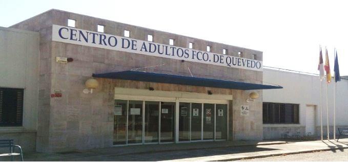 Nuevo período extraordinario de admisión de las enseñanzas del centro de adultos CEPA Francisco de Quevedo de Valdepeñas