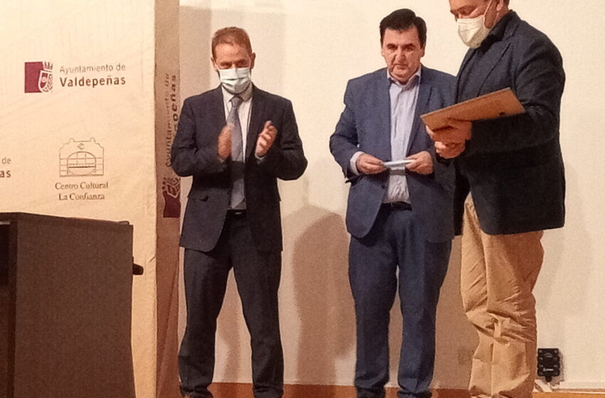El cardiólogo Fernando Lozano, Valdepeñero Ausente 2021