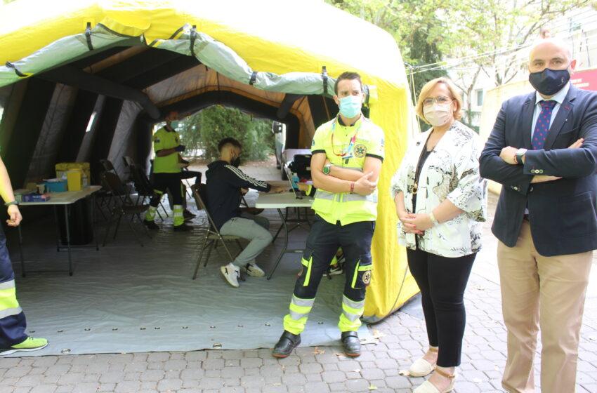 CLM inicia hoy la relajación de medidas tras el periodo de pandemia y continúa con la vacunación en unidades móviles