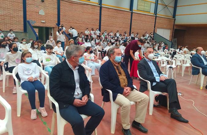 El CEIP Jesús Baeza celebra su 50 aniversario
