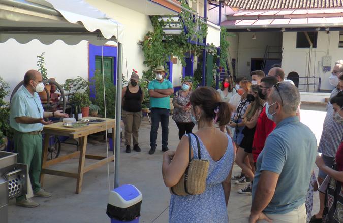 La Bodega de las Estrellas celebra sus visitas 'catacaldos'