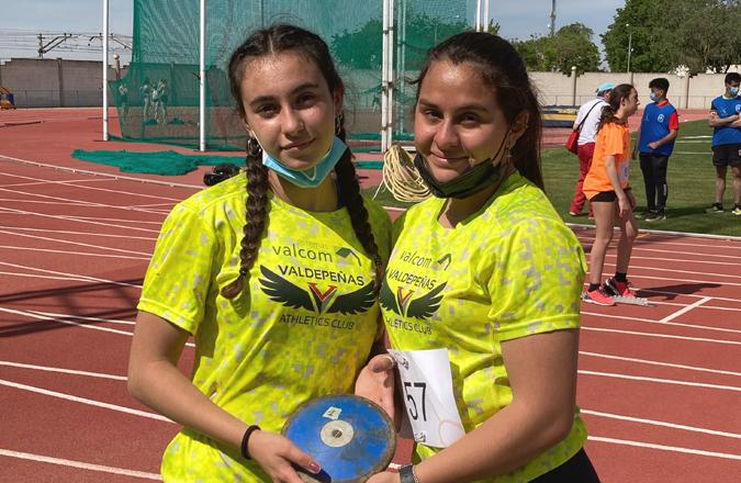 Ocho atletas del Valdepeñas A.C. Sistemas Valcom, lucharán por estar en el Campeonato de España