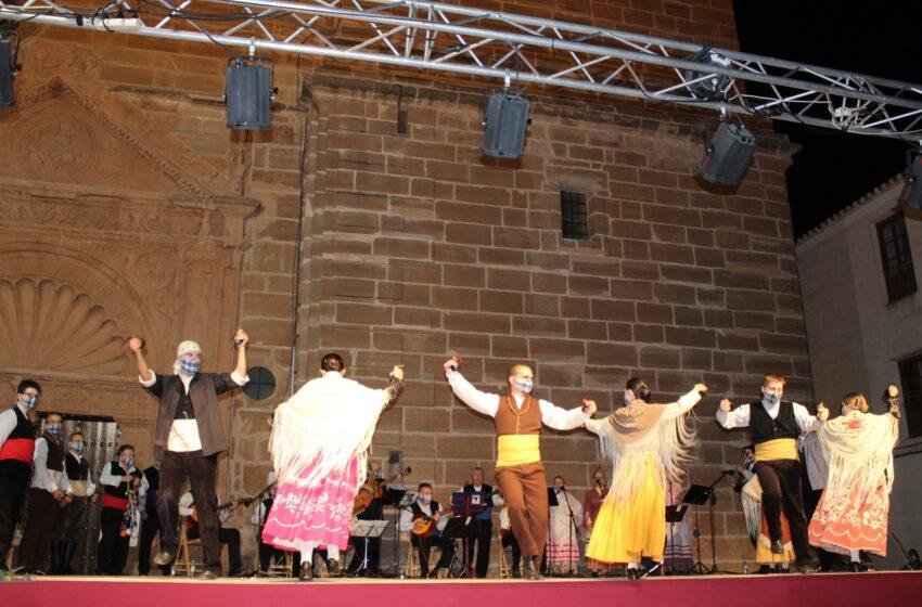 """El baile y la tradición vuelven a Villanueva de los Infantes con la XVII Muestra Nacional de Folclore de la Asociación de Folclore y Tradición """"Cruz de Santiago"""""""