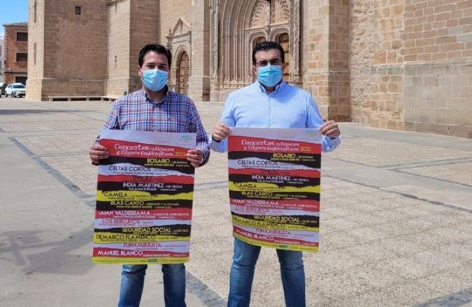 """Dvicio llega a Villahermosa este viernes de la mano de los """"Conciertos en Lugares Emblemáticos"""" de la Diputación"""