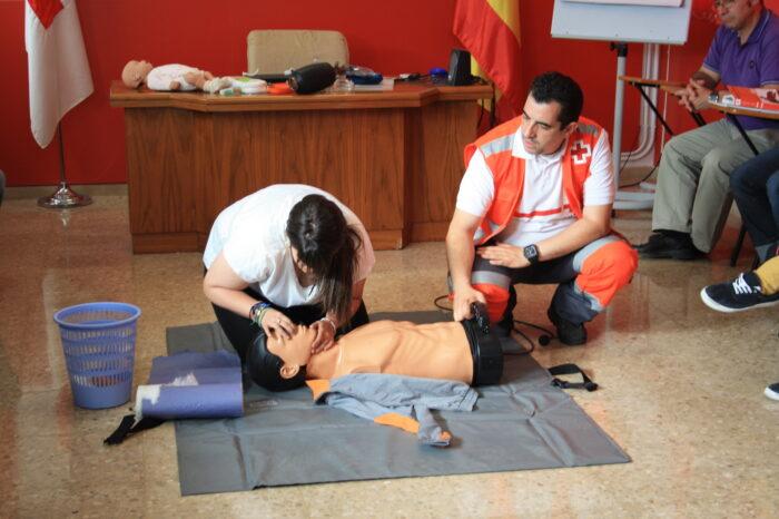 Formación en primeros auxilios