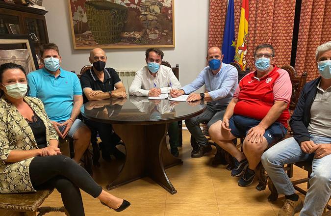 El Ayuntamiento de Moral apoya a los equipos y deportistas locales con mas de 27.000 euros para convenios y ayudas específicas