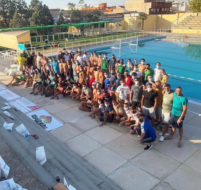 II Torneo de Waterpolo Fiestas del Vino