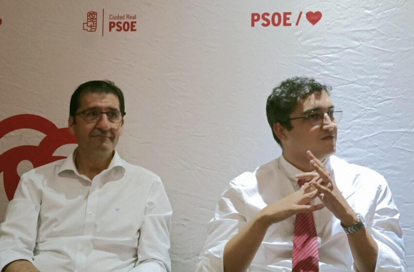 """El PSOE de la Solana valora positivamente """"el impulso al bienestar y progreso para el municipio"""" propuesto por Eulalio Diaz-Cano en su toma de posesión como alcalde"""