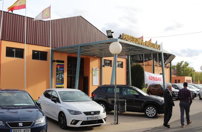 Doce expositores se darán cita en el X Salón del Automóvil de Manzanares