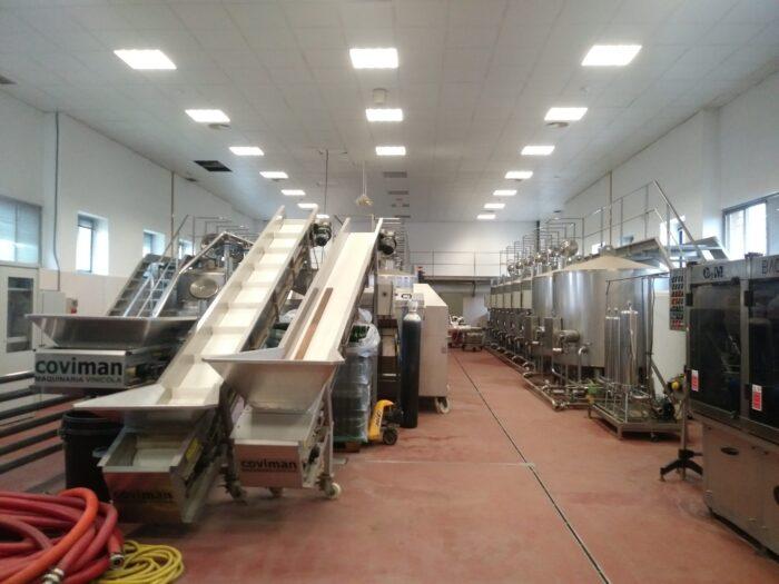 Instalaciones del Centro de Referencia Nacional de Vinos y Aceites