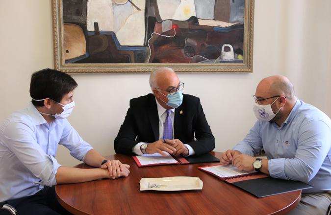 El Manzanares FS agradece el apoyo y disposición del Ayuntamiento