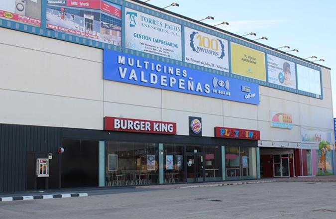 Multicines Valdepeñas abrirá de nuevo sus instalaciones el próximo 1 de octubre