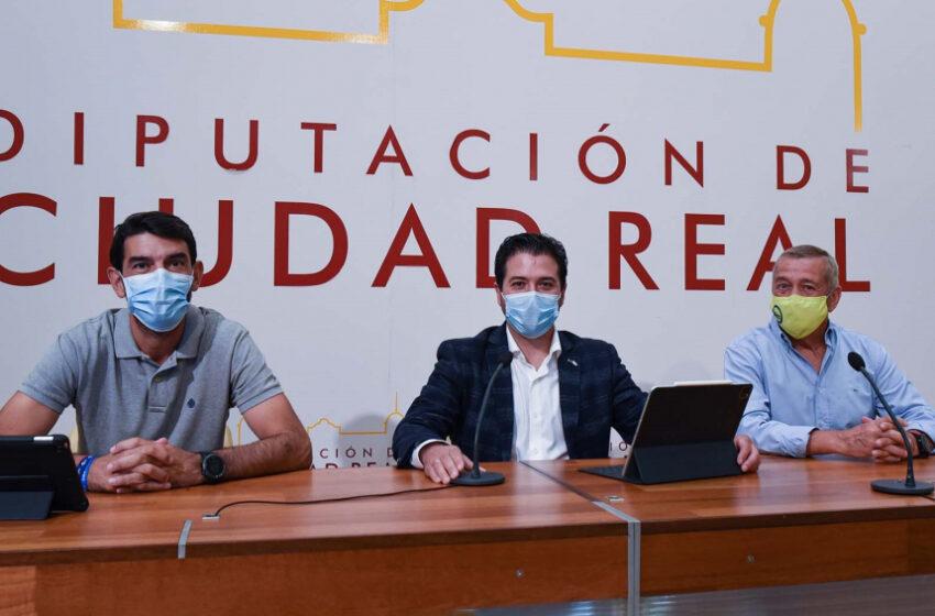 El circuito de carreras populares que apoya la Diputación recupera este domingo el Trail Series Ciudad Real en Luciana